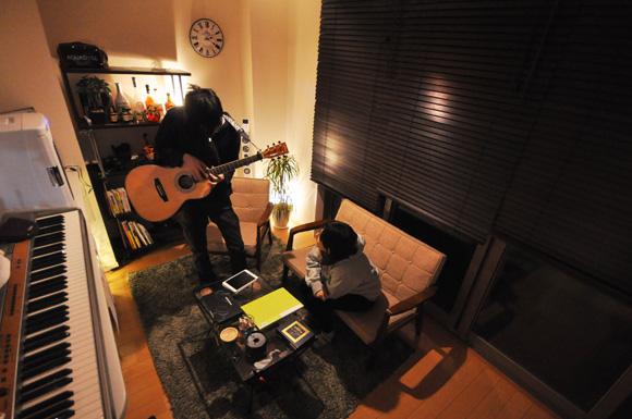 ギターで説明