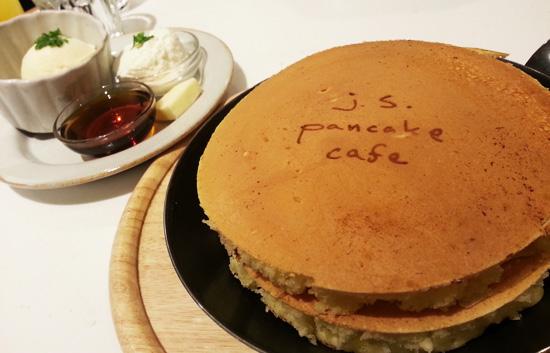 パンケーキ焼印