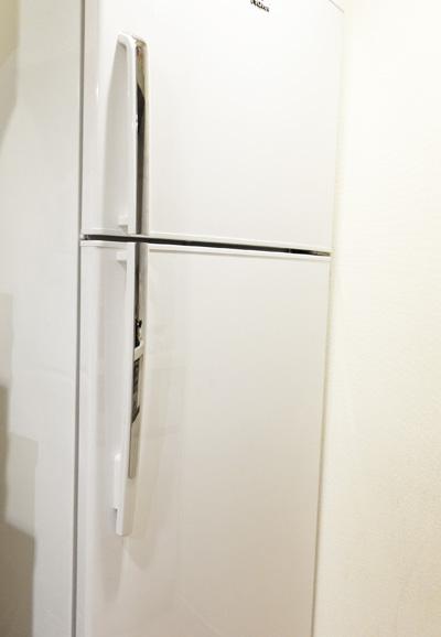 デカイ冷蔵庫
