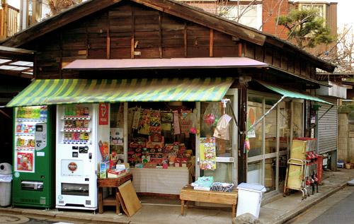 駄菓子屋のイメージ
