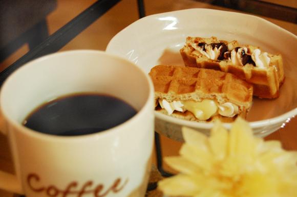 コーヒーモーニング